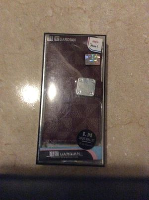 Guardian Wallet phone case iphone 7 for Sale in Riverside, CA