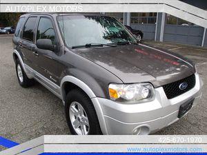 2005 Ford Escape Hybrid for Sale in Lynnwood, WA