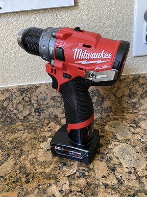 Milwaukee Fuel M12 Hammer Drill for Sale in Acampo, CA