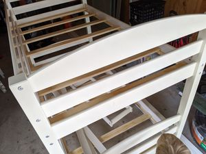 Double bunk bed for sale for Sale in Clermont, FL