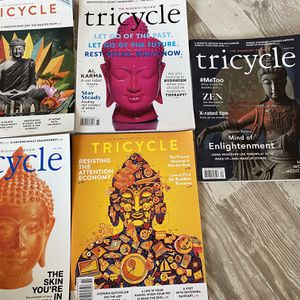 Buddhist Tricycle Magazines for Sale in Huntington Beach, CA
