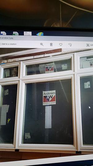 Andersen vinyl window for Sale in Gaithersburg, MD