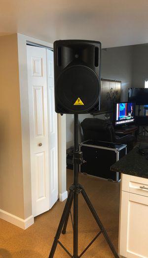 Behringer 12 inch active PA speaker $100 for Sale in Tampa, FL