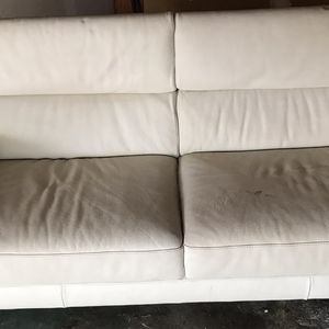 Cantoni Leather Sofa for Sale in Euless, TX