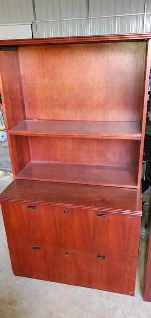 File cabinet/ book shelf for Sale in Gilbert, AZ