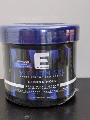 Elegance vitamin hair gel for Sale in Escondido, CA