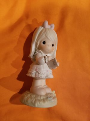 """Precious Moments """"This Day Has Been Made in Heaven"""" Figurine for Sale in New Brunswick, NJ"""