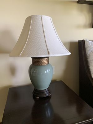 Pair of Frederick Cooper Ginger Jar Lamps (2) for Sale in Waimea, HI