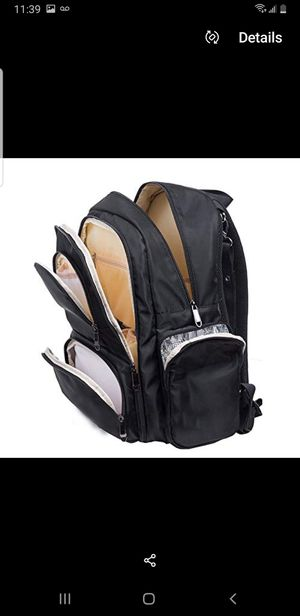 Diaper bag backpack with stoller straps,brand New,( Free Shipping.) for Sale in Berkeley, CA