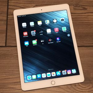 Apple iPad Air 2, 64GB, WiFi, Gold for Sale in Charlotte, NC
