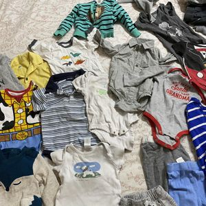 Gently Worn Baby Boy Clothes for Sale in Houston, TX