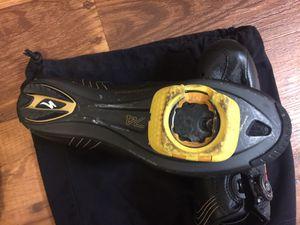 Specialized 74 road bike clip in shoe. Size US 8.5 EU 41.5 for Sale in Chula Vista, CA