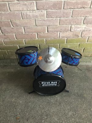 Kids drums for Sale in Humble, TX