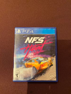 Need for speed heat for PS4 for Sale in Addison, IL