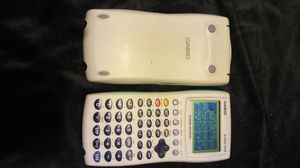 Casio power graphing calculator for Sale in New Prague, MN