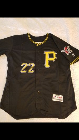 Pirates majestic size xxl BASEBALL for Sale in Boston, MA