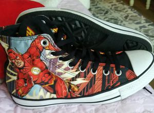 "Converse ""The Flash"" shoes for Sale in MONTGOMRY VLG, MD"