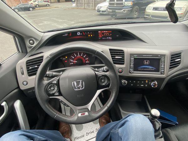 2012 Honda Civic*