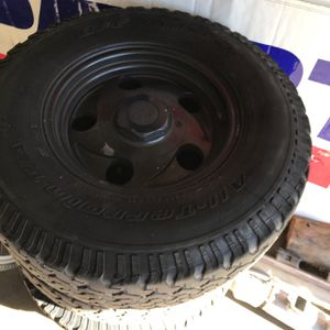 Chevy Or GMC Rims & Tires for Sale in Corona, CA