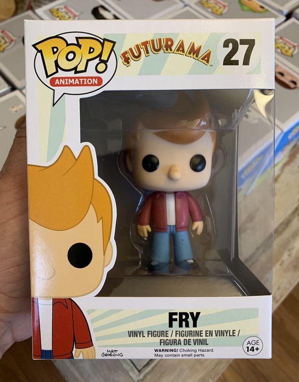 Funko POP! Futurama Fry