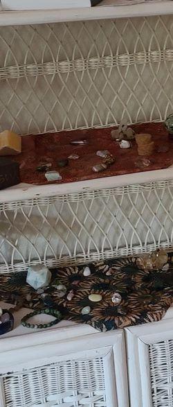 Wicker Shelf for Sale in Tacoma,  WA