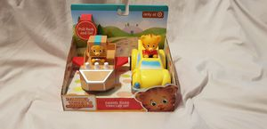 Daniel Tiger Pull Back Car Set for Sale in Garner, NC