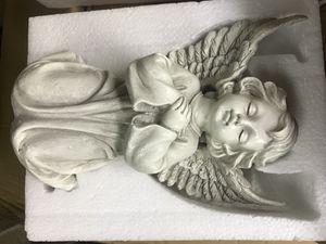kneeling angel cherub statue for Sale in Queens, NY