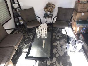 Outdoor/Indoor patio furniture set for Sale in Hamburg, NY