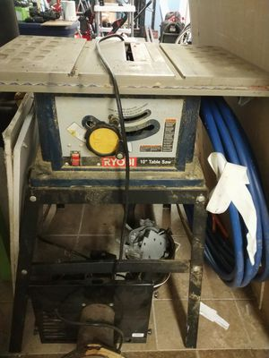 Table saw for Sale in Brockton, MA