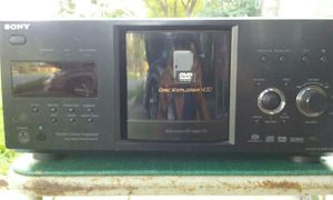 Sony Cd/Dvd player Dvp-cx985v for Sale in Laverock, PA