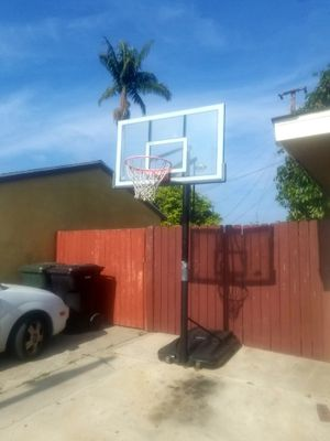"""Lifetime 54"""" Basketball Hoop Serious Buyers Only! 1st come $100 firm offers only for Sale in Fullerton, CA"""