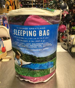 Sleeping Bag Pink&Purple for Sale in Marlboro Township, NJ