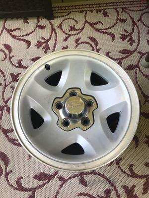 chevy rims & center caps for Sale in Jonesville, SC