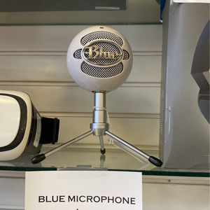 Blue Microphone❕❕ for Sale in Houston, TX