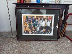 Ferdie pacheco print for Sale in Tampa, FL