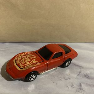 Vintage Vintage 1979 Kidco Corvette Diecast Car Grey Hong Kong 1/64 Toy for Sale in Kirkland, WA