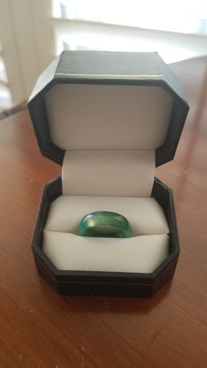 Green Ring Size 6.5 for Sale in Los Angeles, CA