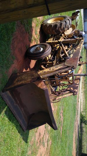 Diesel Ford Tractor for Sale in Anderson, SC