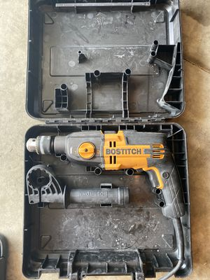 Bostitch hammer drill 1/2in for Sale in Galloway, OH