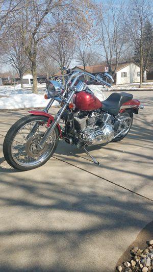 2003 Harley Davidson Softail for Sale in Appleton, WI