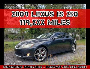 2009 LEXUS IS250 IS 250 for Sale in Orlando, FL