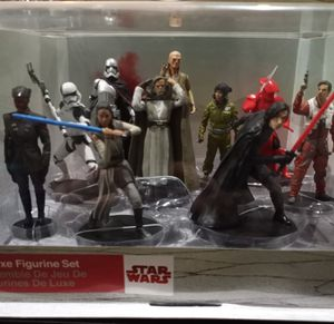 Deluxe Figurine Set for Sale in Portland, OR