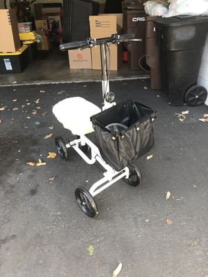 Scooter for injured leg. for Sale in Dana Point, CA
