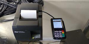 Dejavoo Z6 NFC Cardless Touchscreen Card Reader + POS Printer for Sale in Charlottesville, VA