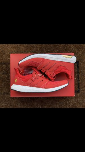 Adidas ultraboost x Eddie huang CNY size:8 for Sale in Portland, OR