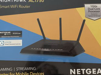 Netgear Nighthawk AC1750 Smart Wifi Router for Sale in Los Angeles,  CA