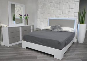 🌈🔥QUEEN SIZE BEDROOM SET 4pcs🔥📣SAME DAY DELIVERY 💥FINANCING NO CREDIT NEED✔️ for Sale in Miami, FL