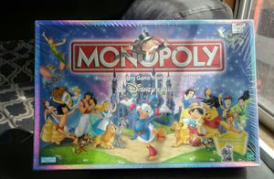 Disney limited edition Monopily for Sale in Moriarty, NM