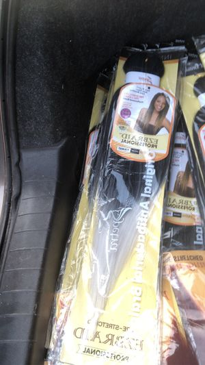"""Professional Pre Stretched Braiding Hair 24"""" & 26"""" (Non-Synthetic) for Sale in Mamou, LA"""
