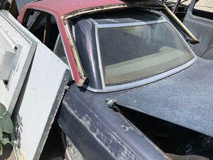 1980 Mercedes 380 SL convertible parts car for Sale in Perris, CA
